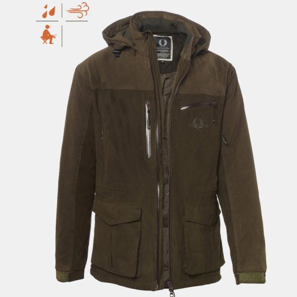 chevalier-warwick-classic-jakke