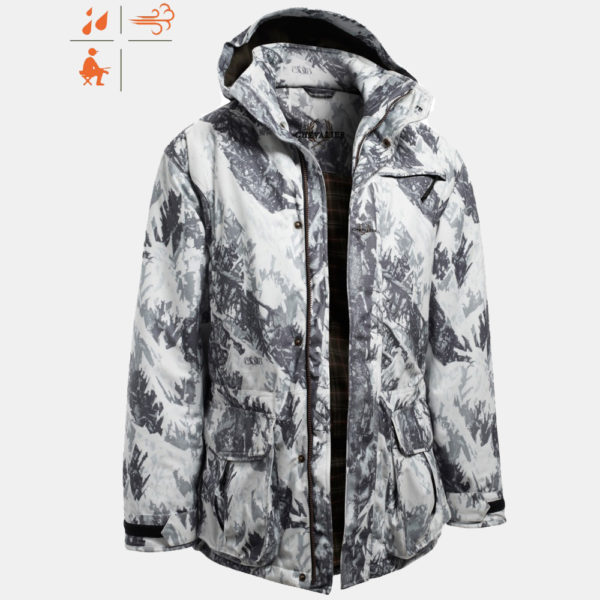 chevalier-winter-camo-jakke