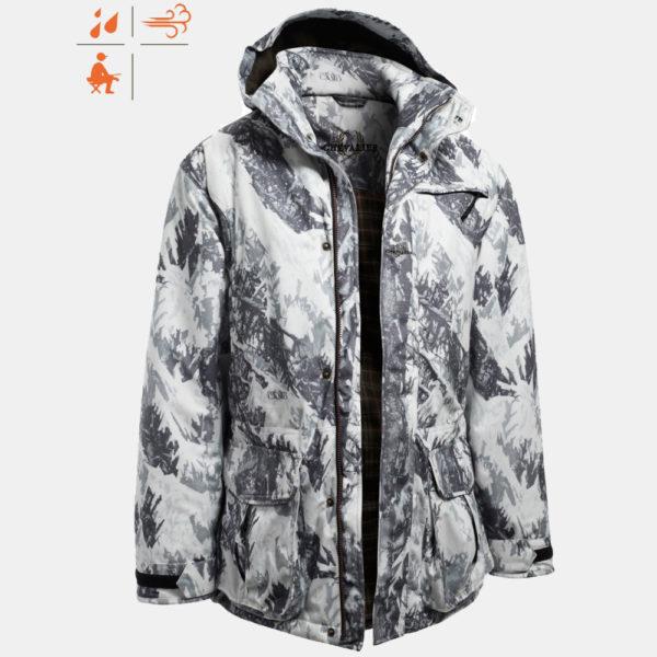 chevalier-winter-camo-jakke