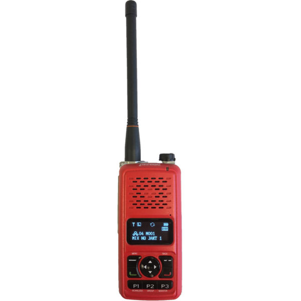 Brecom-VR-3500 Digital, Analog radiopakke