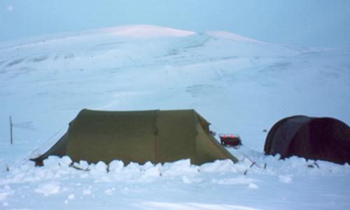 Tempelfjoden på Svalbard