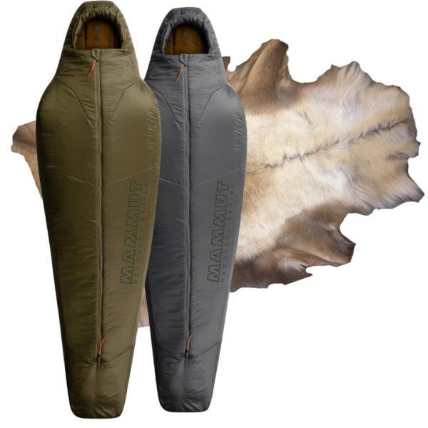 Mammut-sovepose-med-Reinskinn